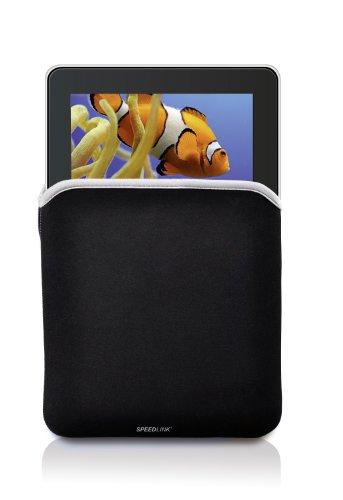 """Speedlink Transporthülle - LEAF Easy Cover Sleeve (Schutz vor Kratzern und Schmutz - flexibel und widerstandsfähig - einfaches und schnelles Verstauen des Geräts) Tablet / e-book reader bis 7\""""/17,8cm"""