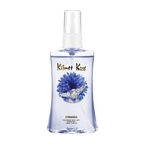 Fernanda Japan Made Fragrance Body Mist Kismet Kiss - 100ml