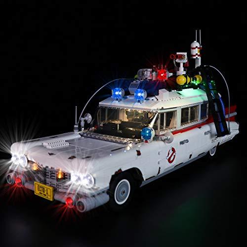 YOU339 Kit de iluminación LED para Lego 75979 Ghostbusters ECTO-1