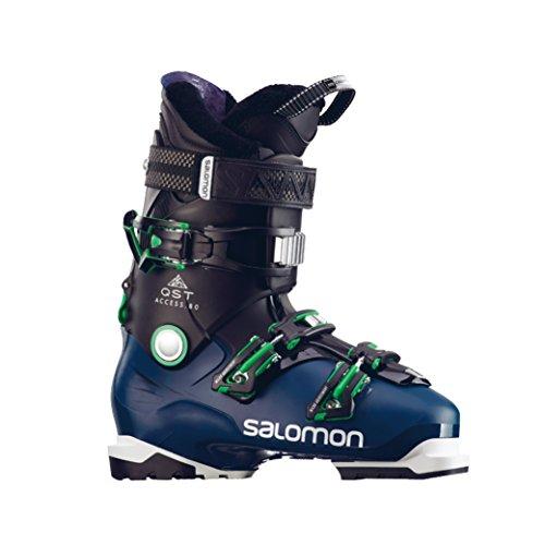 SALOMON(サロモン) スキーブーツ QST ACCESS 80 (クエスト アクセス 80) 2017-18 モデル 28.5cm ブラック/...