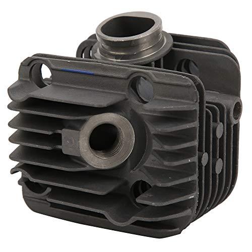 【𝐍𝐞𝒘 𝐘𝐞𝐚𝐫】 Kit de Cilindro de Motosierra, Herramienta eléctrica de Cilindro, Accesorios de Hardware Cilindro de Piezas industriales + pistón para Motosierra S-tihl MS200/MS200T