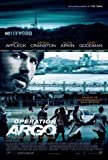 Argo - Ben Affleck - Denmark – Film Poster Plakat Drucken