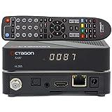 OCTAGON SX87 HD H.265 S2+IP HEVC Set-Top Box Lector de tarjetas, reproductor multimedia, DLNA, YouTube, radio web, USB PVR, cable HDMI