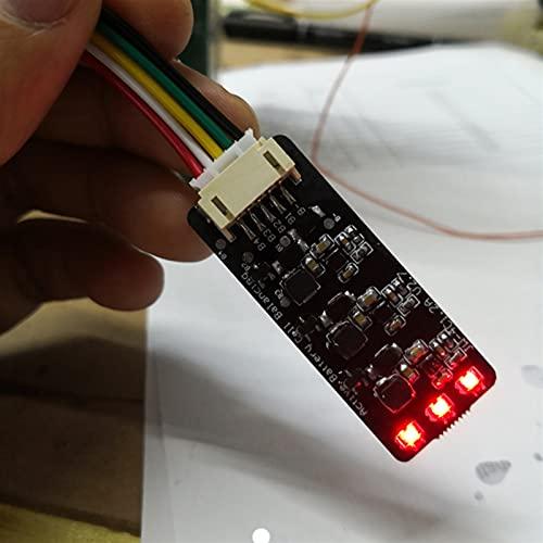JSJJATQ Condensadores 1.2A Balance Li-Ion LIPO LIFEPO4 Litio Batería de Litio Equalizador Activo Balancer Transferencia de energía BMS 3S 4S 6S 7S 8S 10S 12S 13S 16S 5S 5S (Current : 16S)