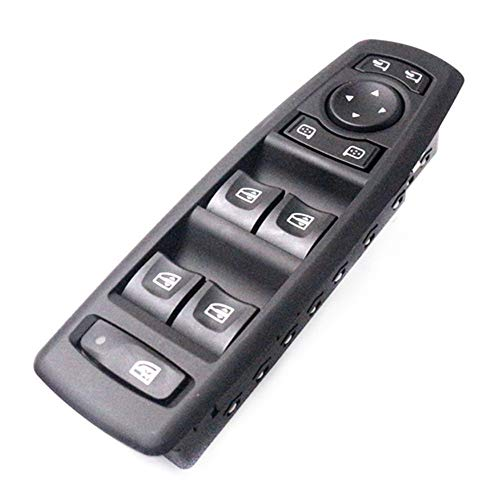 MNBHD Interruptor de Control de Ventana Interruptor 254000015R Espejo de la Ventana Principal en Forma for el Renault Fluence 2008-2016 7700817337 25400000 809610006R Accesorios del Coche