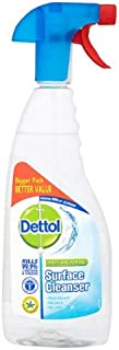 Dettol Antibacterial Surface Cleanser Spray 5x750ml