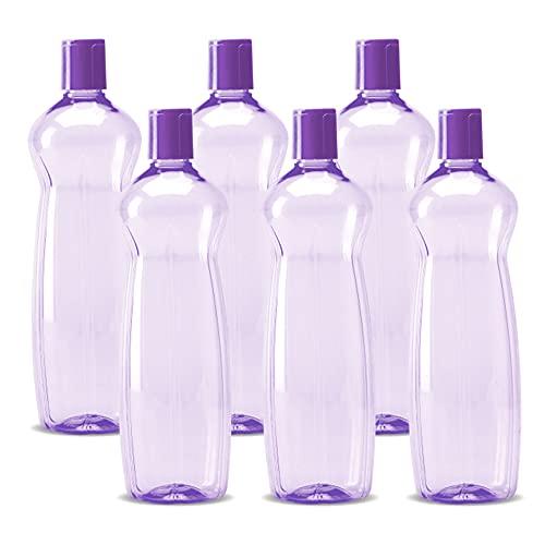 Milton 1000 ml Pet Bottle 6 Pcs Set