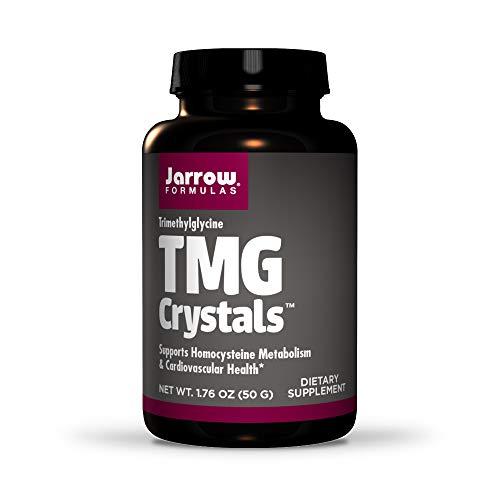 Jarrow Formulas - Tmg Crystals, 50 g powder by Jarrow Formulas