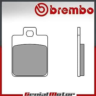 Pastiglie Brembo Freno Ant 07076.CC GEOPOLIS RS pinza niss 300 2010 2012