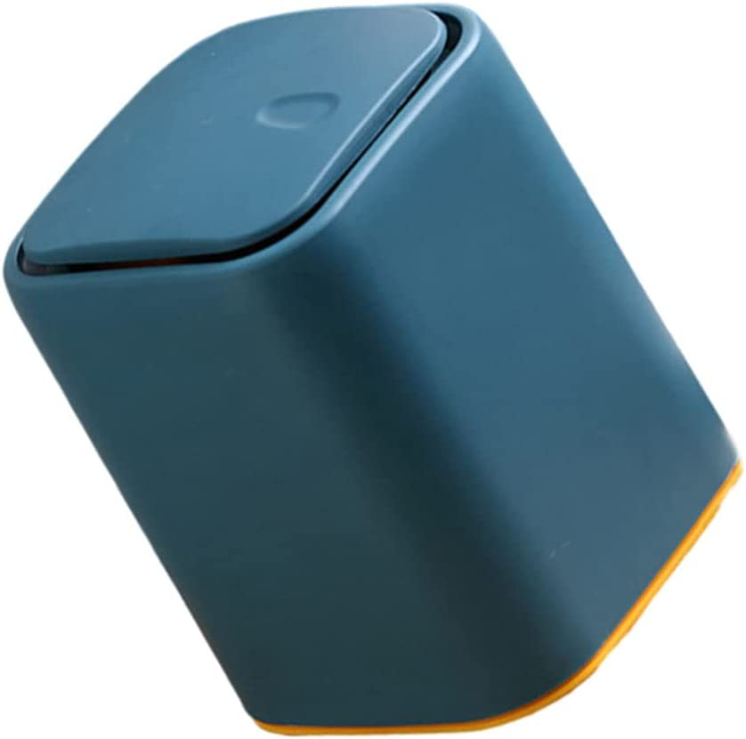 FOMIYES Desktop Trash Can Mini for Bin Bat Daily bargain sale Wastebasket Max 53% OFF