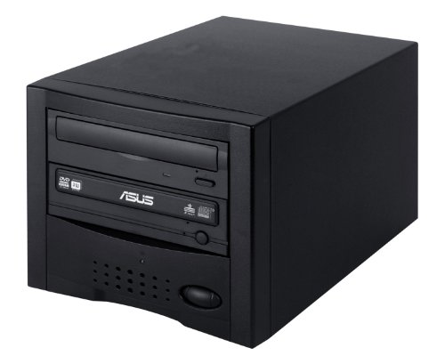 Acumen Disc CD DVD Disc Copier Duplicator System Tower with Asus DVD-Burner Writer Drive