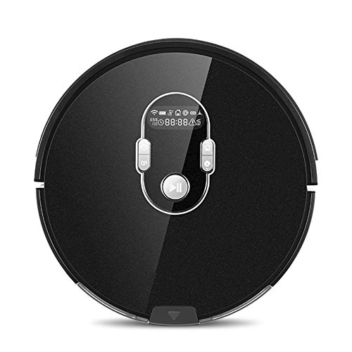 Best Deals! YBZS Robot Cleaner Vacuum Smart APP Remote Control for Hard Floor and Thin Carpet Automa...