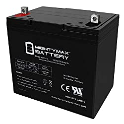 Best deep cycle battery overall- Ionic Lithium Ion Deep Cycle Battery 12V50-EP