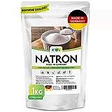 EWL Naturprodukte Natron Pulver Baking Soda 1250g extra Vorteilspack Hochreine deutsche...