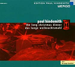 Hindemith : Le long dîner de Noël (opéra)