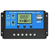 ALLPOWERS 20A Solar Charger Controller Solar...