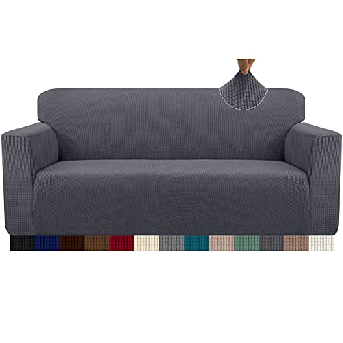Empetric - Funda de sofá universal para sala de estar, funda de sofá lavable para perros, mascotas, protector de muebles antideslizante (XL, azul marino)