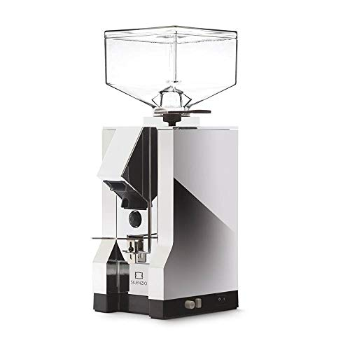 Eureka | Mignon Silenzio | Grind-on-Demand Kaffeemühle | Chrome