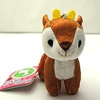 【奈良の鹿ちゃんを応援するキャンペーン】 【奈良みやげ】根付マスコットバンビちゃん
