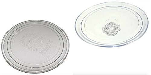 Whirlpool - 858724699891 - MWD246/SL - Piatto Rotante in Vetro per Forni a Microonde (Diametro 275mm)