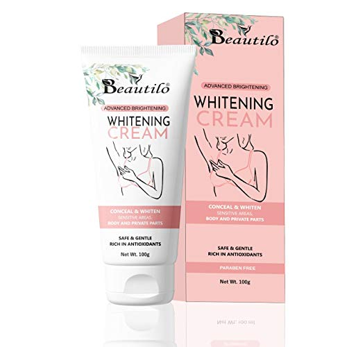 Beautilo Advanced Brightening Whitening Underarm Cream,100gm