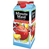 MINUTE MAID FRUIT PUNCH 59 OZ PACK OF 2