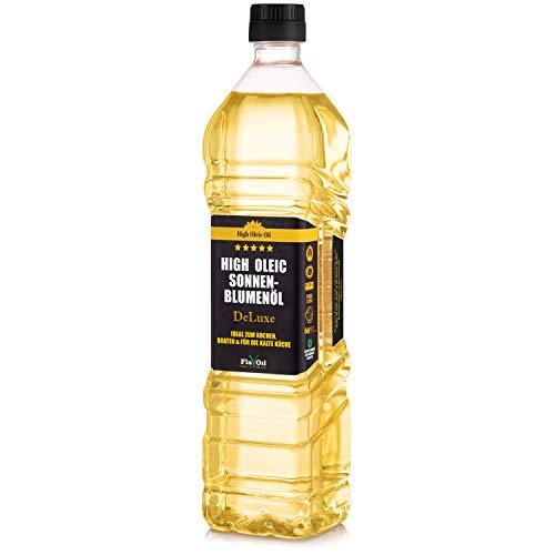 Nueva botella de aceite de girasol con alto contenido en ác