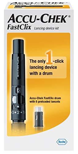 Accu-Chek FastClix Lancing Device, Diabetic Supplies