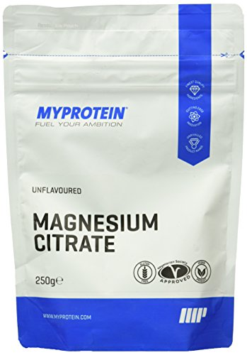 Myprotein Magnesium Citrate, 1er Pack (1 x 250 g)