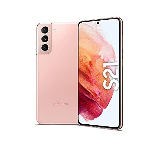 Samsung Galaxy S21 5G - Smartphone, Dual Sim 256GB, 8GB RAM, Pink