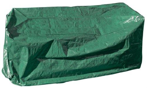 Draper 76231 Schutzhülle für Gartenbank 190cmx65cmx96cm