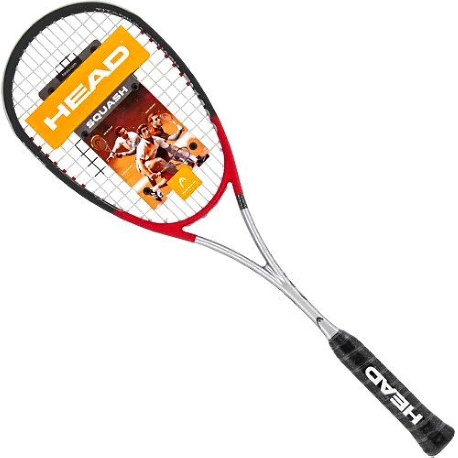 ハードウェア正規化マディソンHead Ti140g Squash Racquet