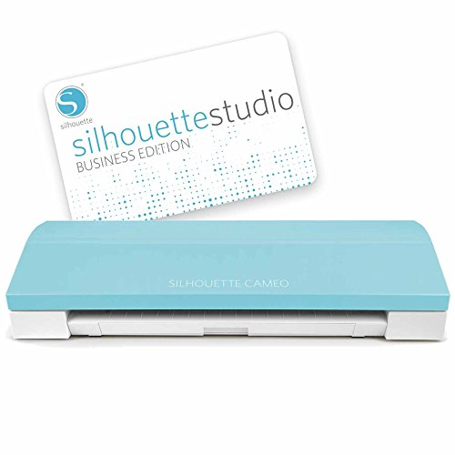 Silhouette Cameo 3 Teal + Business Edition Software