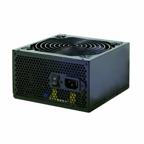 『KEIAN Elephant-MAX Gold ATX電源 1000W 80 Plus Gold プラグイン KT-AP1000-AKG』のトップ画像