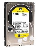 Western Digital HDD RE 3TB - Disco Duro (Serial Attached SCSI (SAS), 3000 GB, 8,89 cm (3.5'), 11,2W, 10,9W, 9,2W)