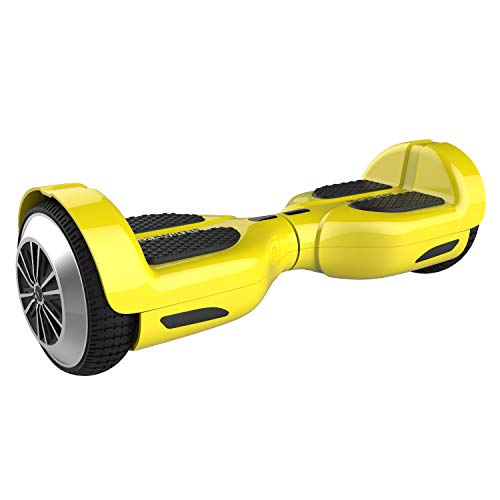 M MEGAWHEELS Scooter Yellow