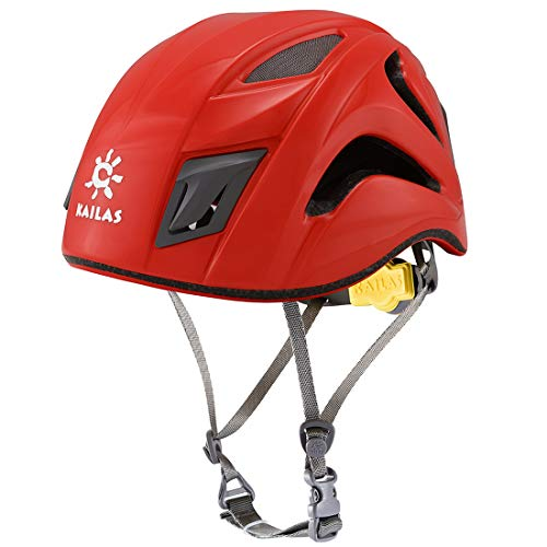 KAILAS Selma Ⅱ Climbing Helmet Lightweight Head Protection Rock Adjustable Rappelling Rescue Equipment