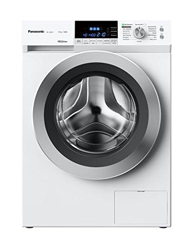 Panasonic Deutschland NA-140XR1WDE Waschmaschine FL / 155 kWh/Jahr / 1400 UpM / 10 kg / hohe Energieeffizienz: A+++ (-35%) /Schontrommel