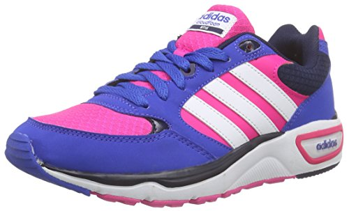 adidas adidas Damen Cloudfoam 8Tis W Laufschuhe, Rosa / Blanco / Azul (Rosimp / Ftwbla / Azul), 36 2/3 EU