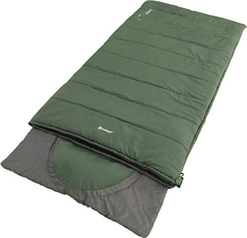 Outwell Contour Lux XL Schlafsack Green Ausführung Left Zipper 2020 Quechua Schlafsack