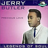 Precious Love by Jerry Butler (2000-03-21)