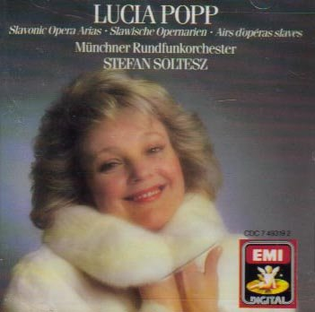 Lucia Popp Sings Slavonic Opera Arias (EMI)