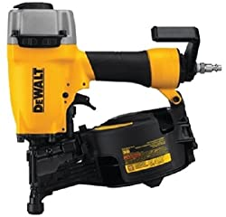 DEWALT DW66C 15 degree pneumatic siding nailer