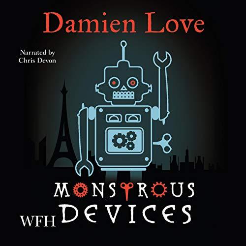 Monstrous Devices cover art