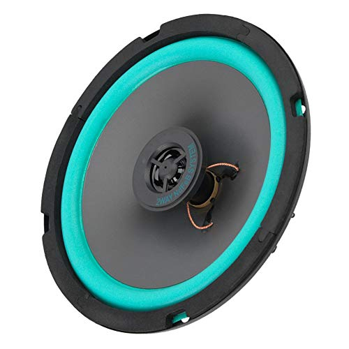Suuonee Altavoces para automóvil, 6.5 Pulgadas 160W Altavoz de Agudos para automóvil Altavoz Ruidoso Altavoces para vehículos Música para Puertas de vehículos
