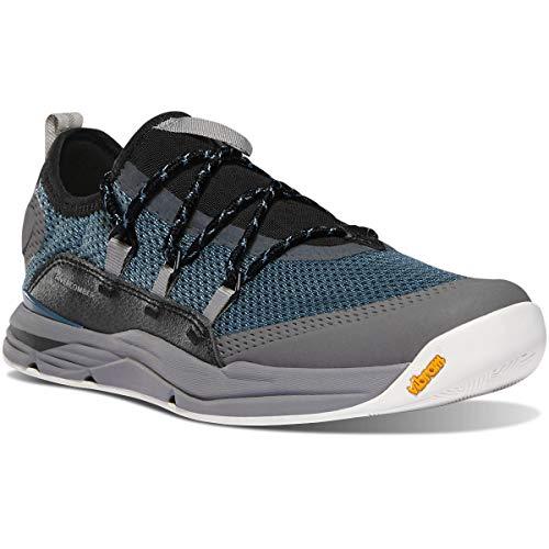 "Danner Men's 63300 Rivercomber 3"" Hiking Shoe, Goblin Blue/Charcoal - 13 EE"