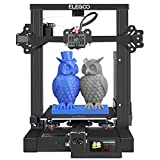 ELEGOO Stampante 3D NEPTUNE 2S FDM con scheda madre silenziosa, alimentazione di sicurezza, ripresa della stampa e piastra di costruzione rimovibile, Impresora 3D con dimensioni di stampa
