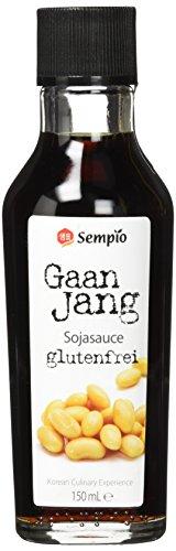 Sempio Sojasauce, hell glutenfrei, 2er Pack (2 x 150 ml)