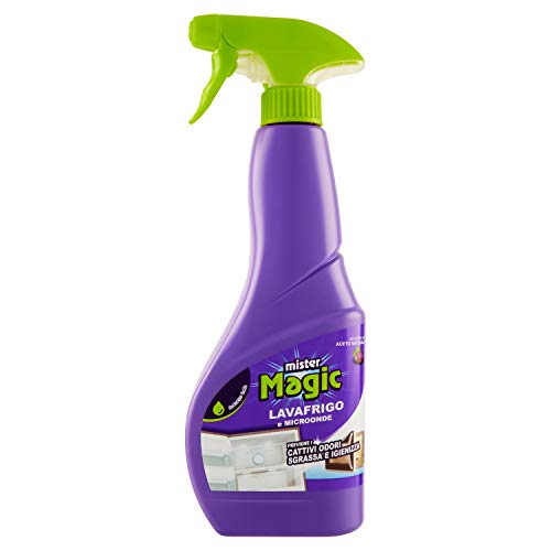 Mister Magic Detergente Lavafrigo e Microonde, 500ml