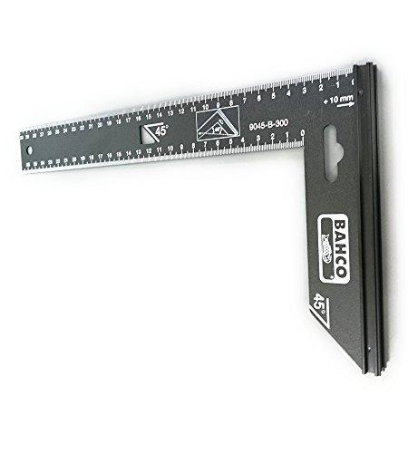 Bahco IR9045-B-300, Schwarz, 300 mm
